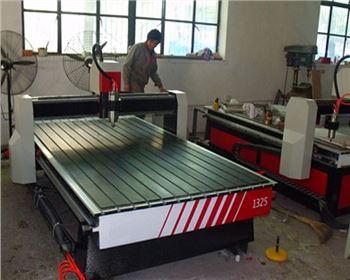 陕西机械动态必威中国制作环境展示
