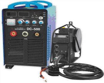 多功能焊机设备展示