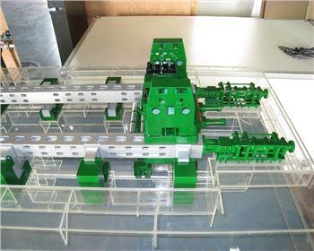 西安重型机械厂轧钢机必威中国案例