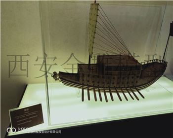 西安昆明池景区帆船必威中国